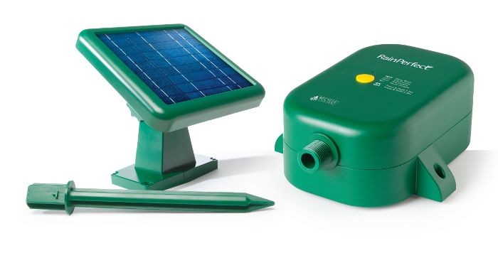 Wasserpumpe solar garten